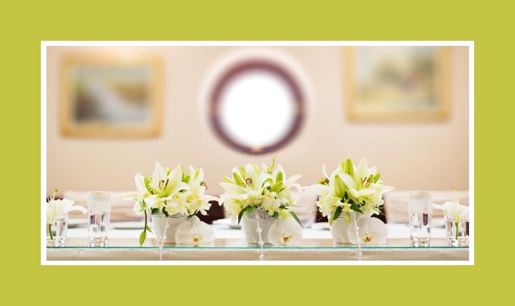 Mini-Blumensträuße: zärtlich und elegant