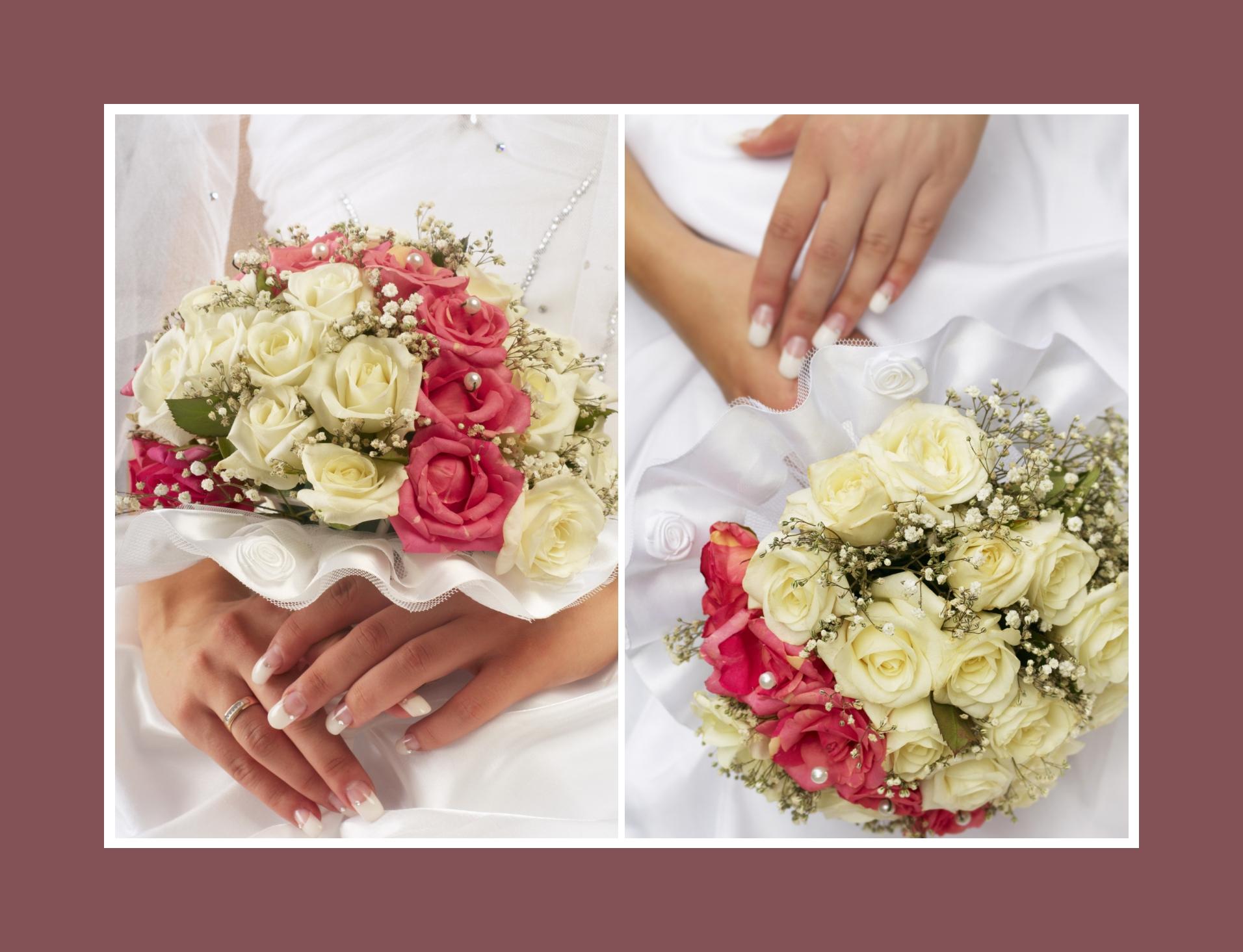 Prächtige Rosen in dunkem Altrosa