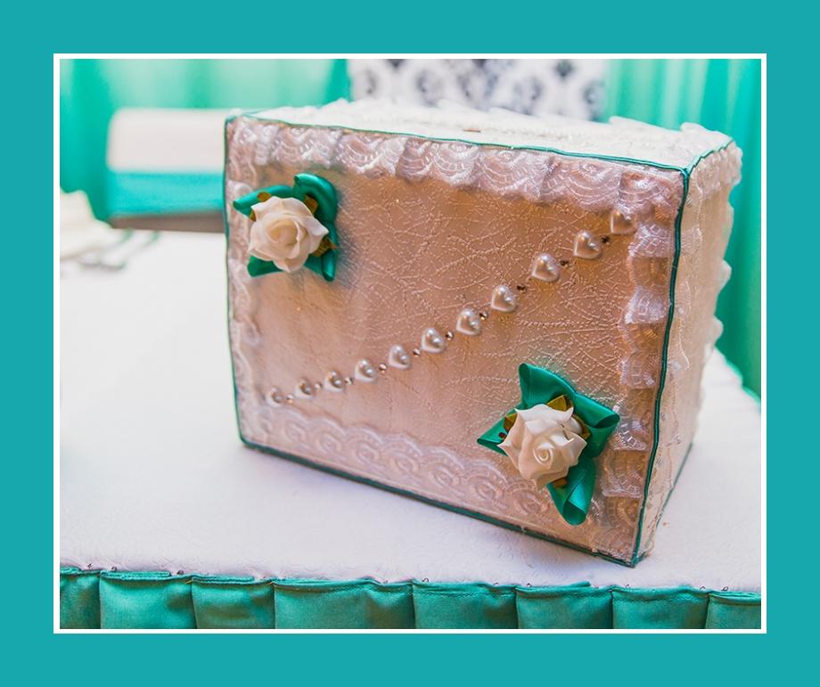 Hochzeit Geschenkbox