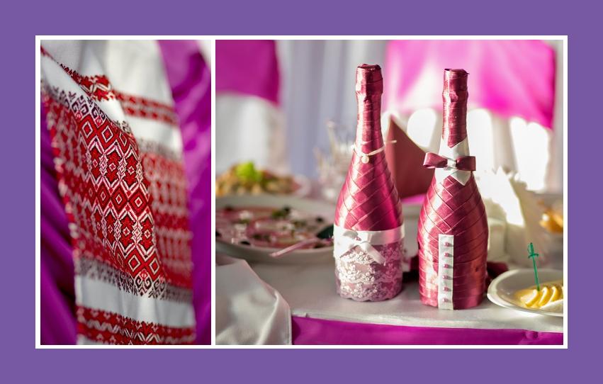 Tafeldeko Sekt ukrainische art