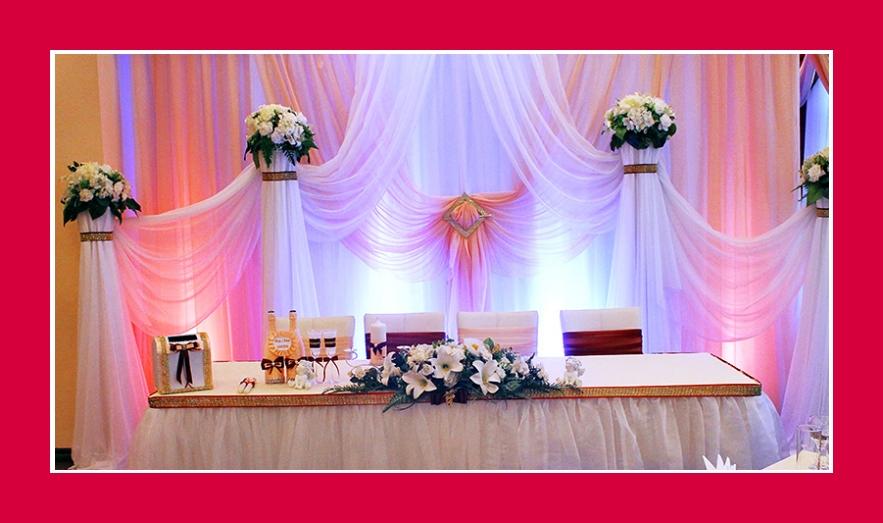 Hochzeitsdeko beleuchtung