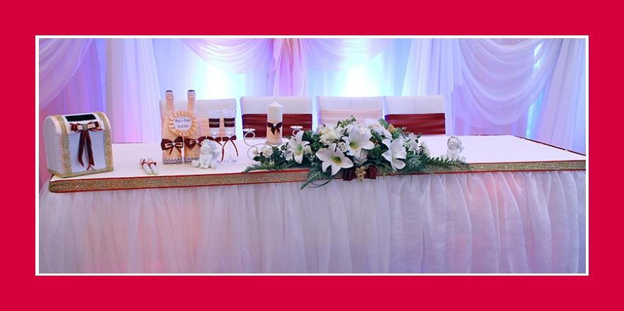 Tischdeko Hochzeit 09
