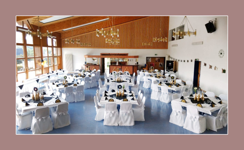Bürgerhaus Bärenbach für russische Hochzeit – Hochzeitslocation bei Kaiserslautern
